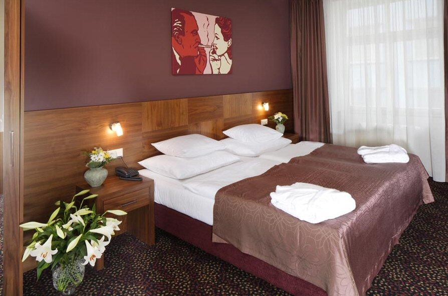 Hotel 1. Republic Praha