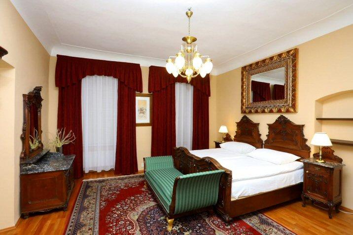 Hotelu 7 Andělů Praha 3
