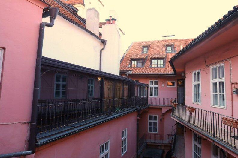 Hotelu 7 Andělů Praha 7