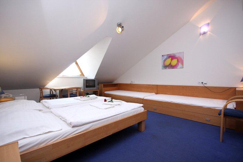 Hotel Abacta Praha