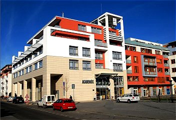 Hotelu Academic Roztoky u Prahy 3
