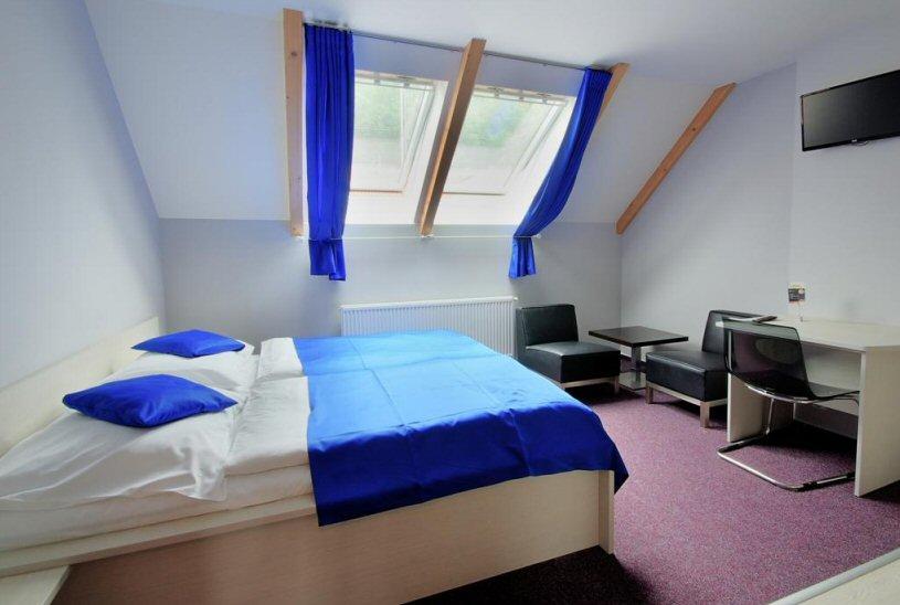 Hotelu Adeba Praha 1