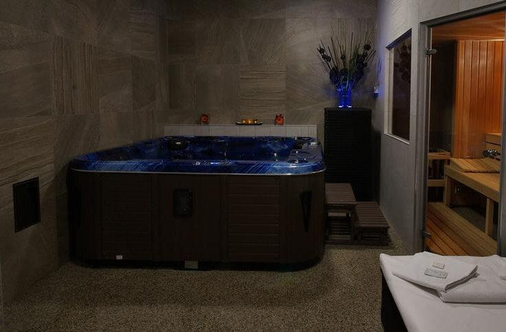 Hotelu Adeba Praha 10