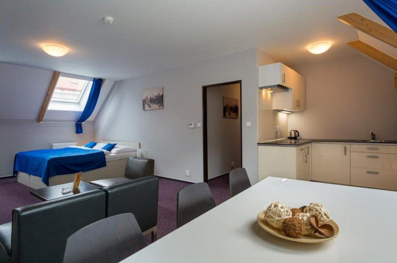 Hotelu Adeba Praha 3