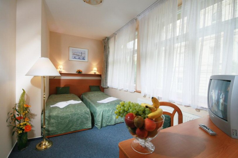 Hotelu Adeba Praha 5