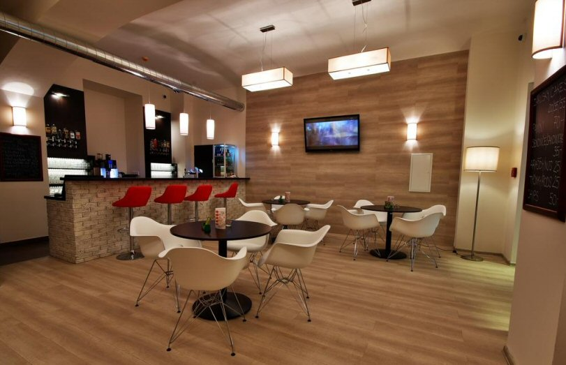 Hotelu Adeba Praha 9