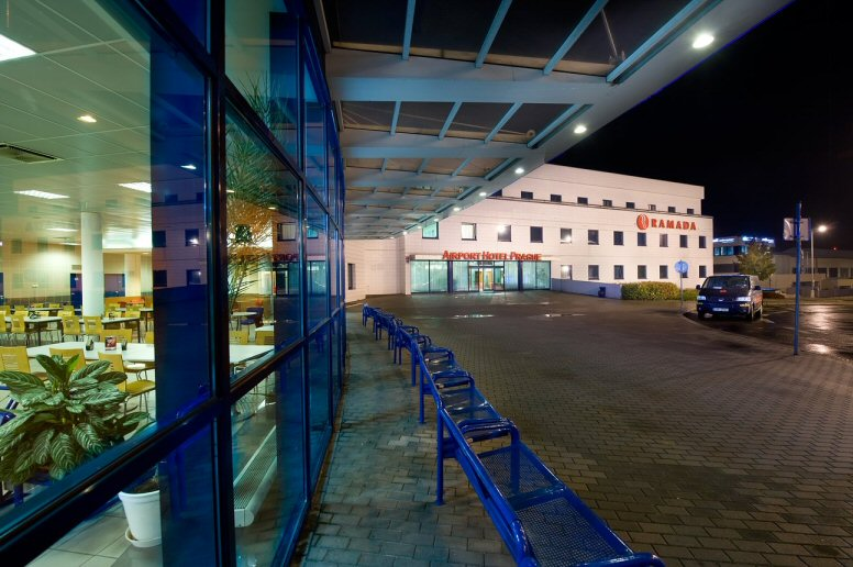 Hotelu EA Airport Praha 3