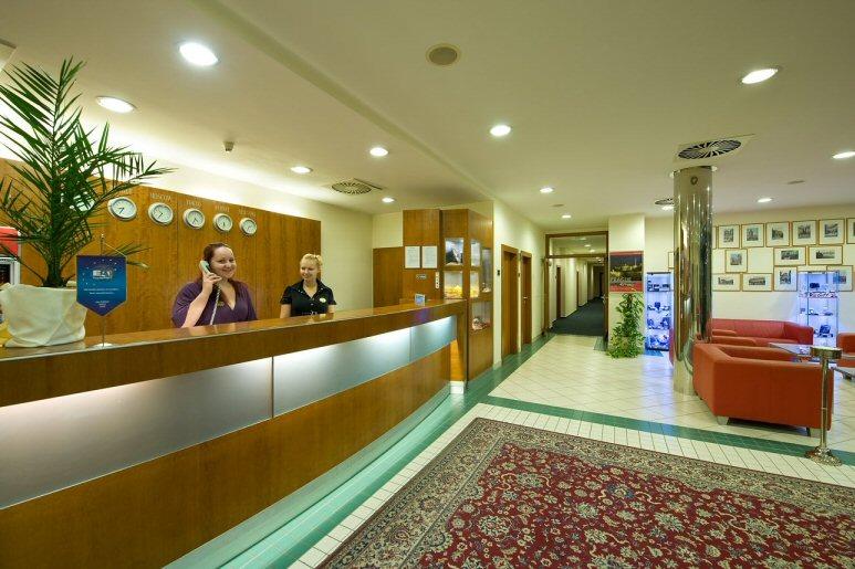 Hotelu EA Airport Praha 7