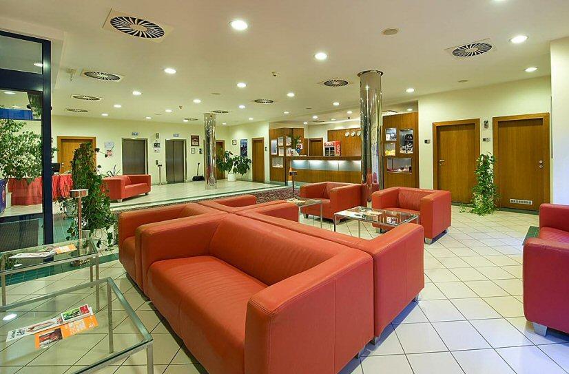Hotelu EA Airport Praha 8