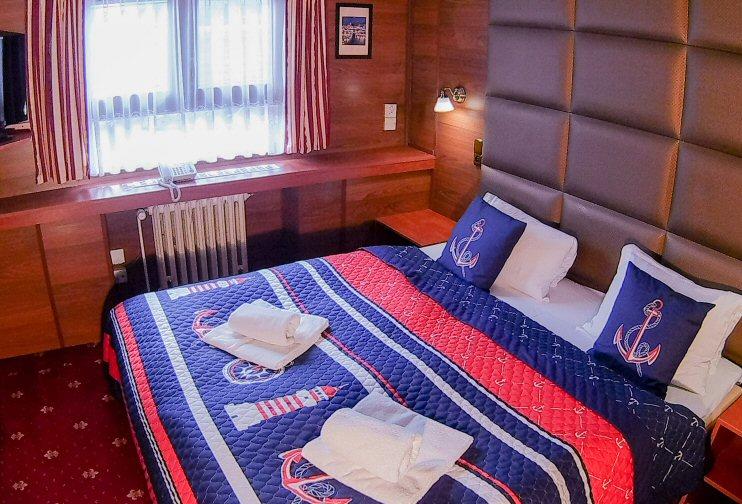 Hotelu Albatros Praha 1