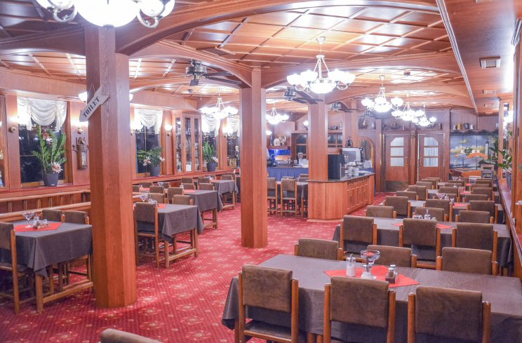 Hotelu Albatros Praha 10