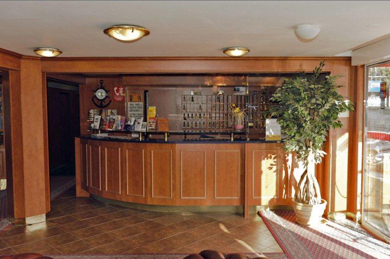 Hotelu Albatros Praha 4
