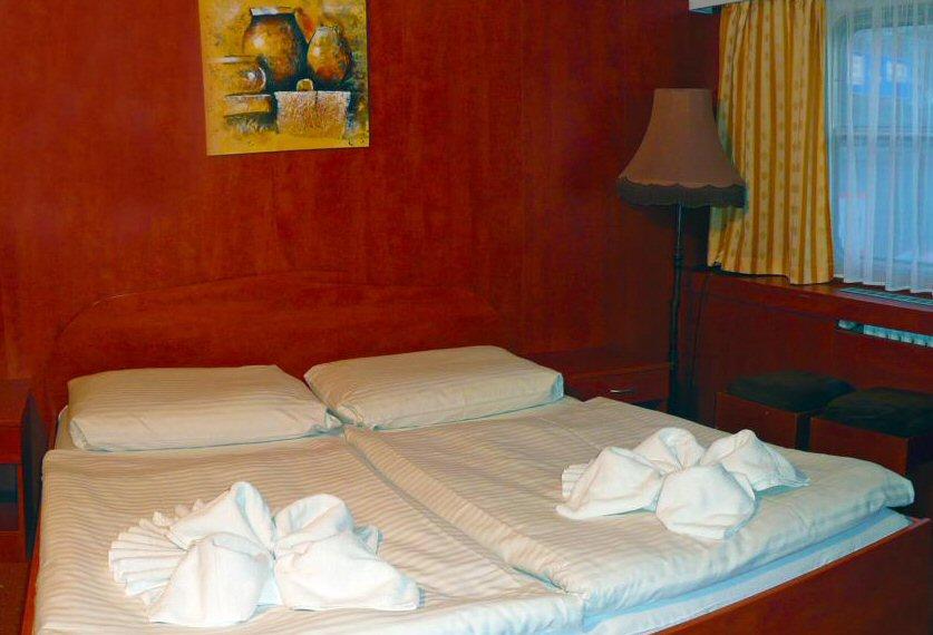 Hotelu Albatros Praha 2
