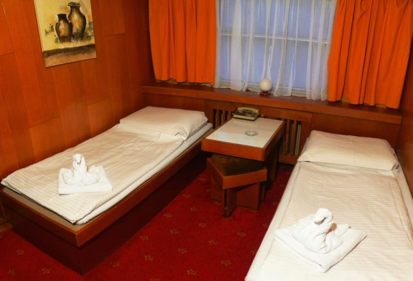 Hotelu Albatros Praha 6