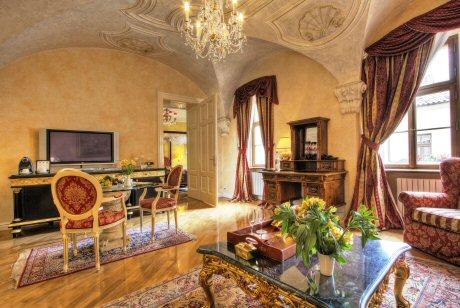 Hotelu Alchymist Grand Spa Praha 2