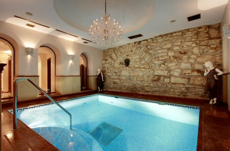 Hotelu Alchymist Grand Spa Praha 5