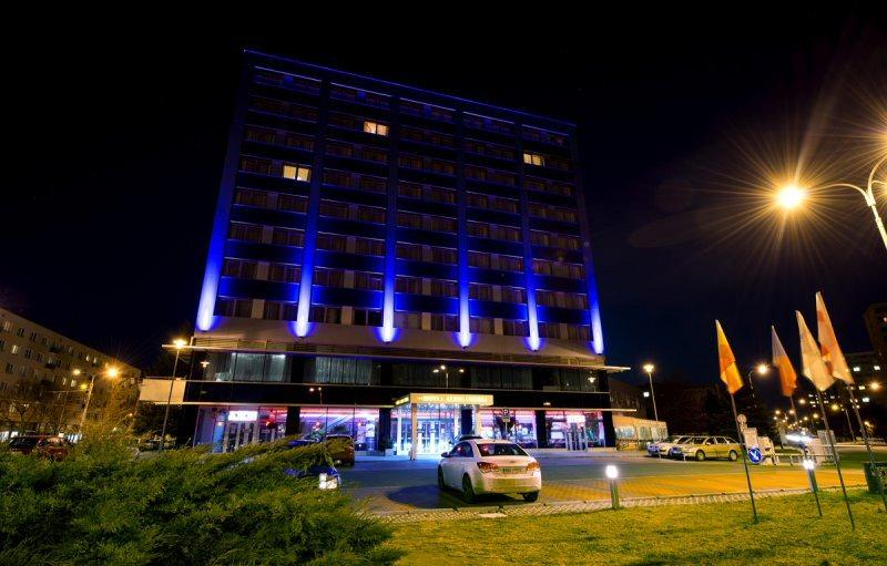 Hotelu Alessandria Hradec Králové 4