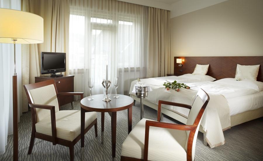 Hotelu Alexandria Luhačovice 2