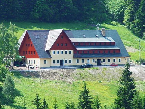 Hotel Alpina fotografie 3