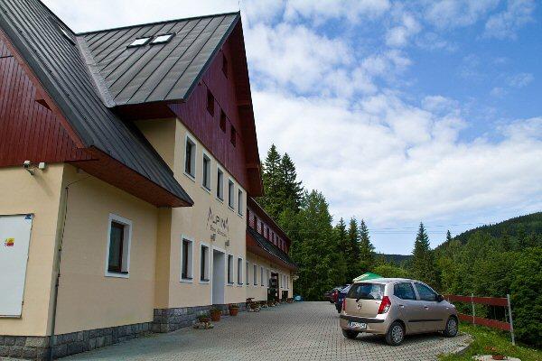 Hotel Alpina fotografie 6
