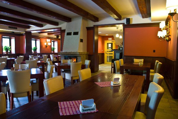 Hotel Alpina fotografie 7