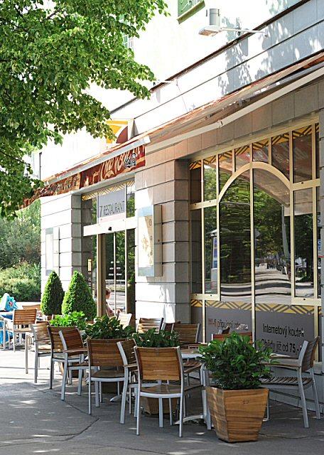 Hotelu Alta Praha 6