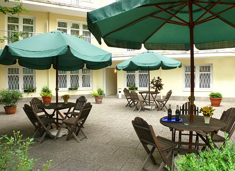 Hotelu Amadeus Praha 4