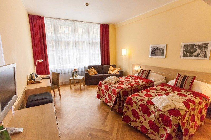 Hotelu Amarilis Praha 2