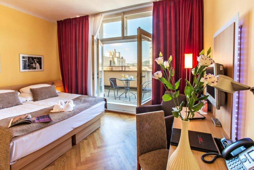 Hotelu Amarilis Praha 8