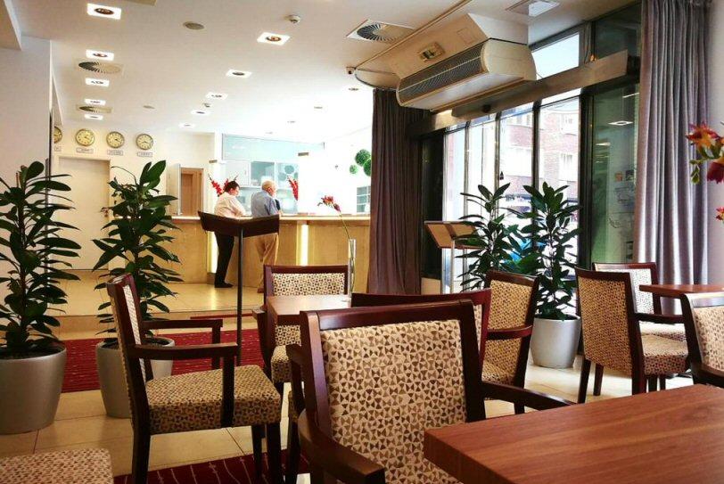 Hotelu Amarilis Praha 9