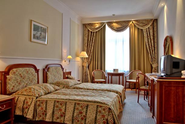 Hotelu Ambassador Zlatá Husa Praha 4