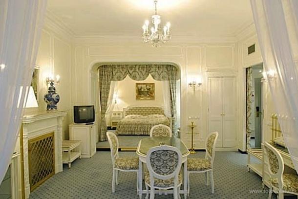 Hotelu Ambassador Zlatá Husa Praha 5