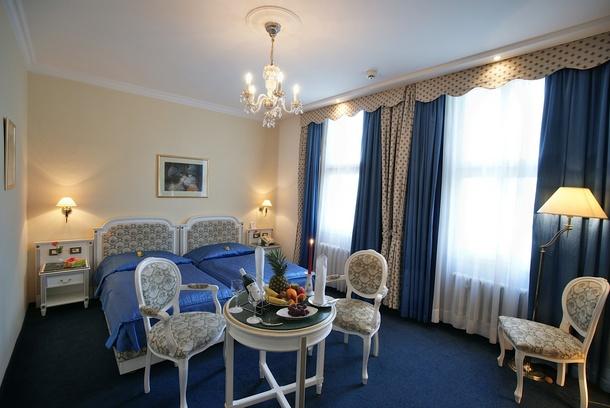 Hotelu Ambassador Zlatá Husa Praha 6