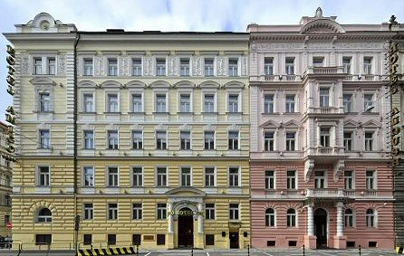 Hotelu Amigo Praha 2