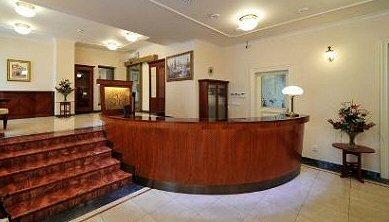 Hotelu Amigo Praha 3