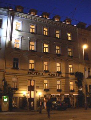 Hotel Anděl fotografie 4
