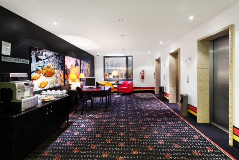 Hotel Angelo by Vienna House fotografie 7