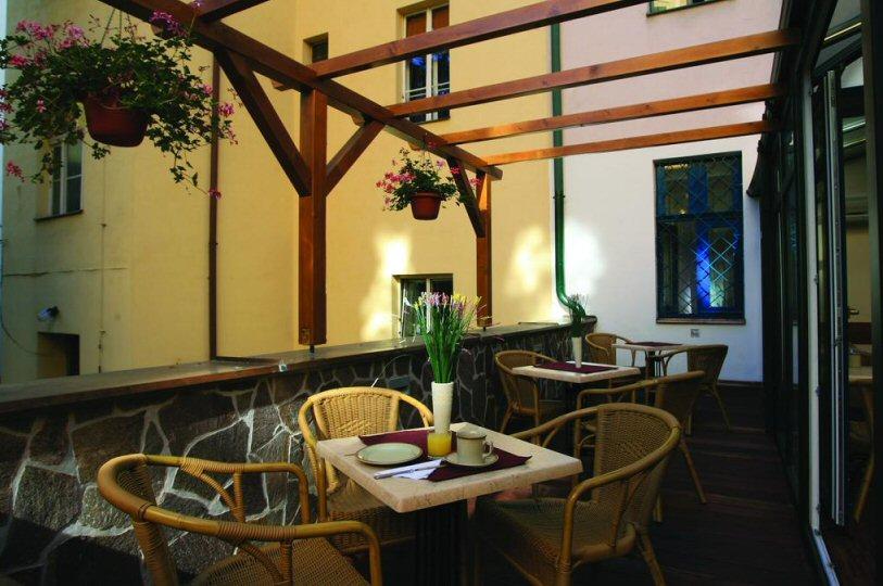 Hotelu Anna Praha 10