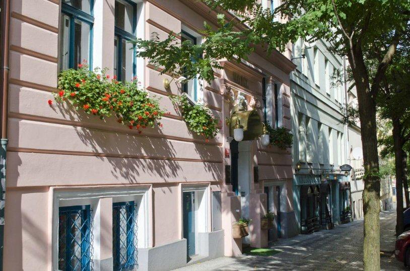Hotelu Anna Praha 11