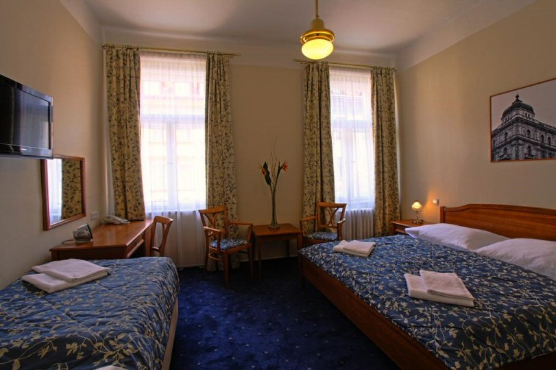 Hotelu Anna Praha 2