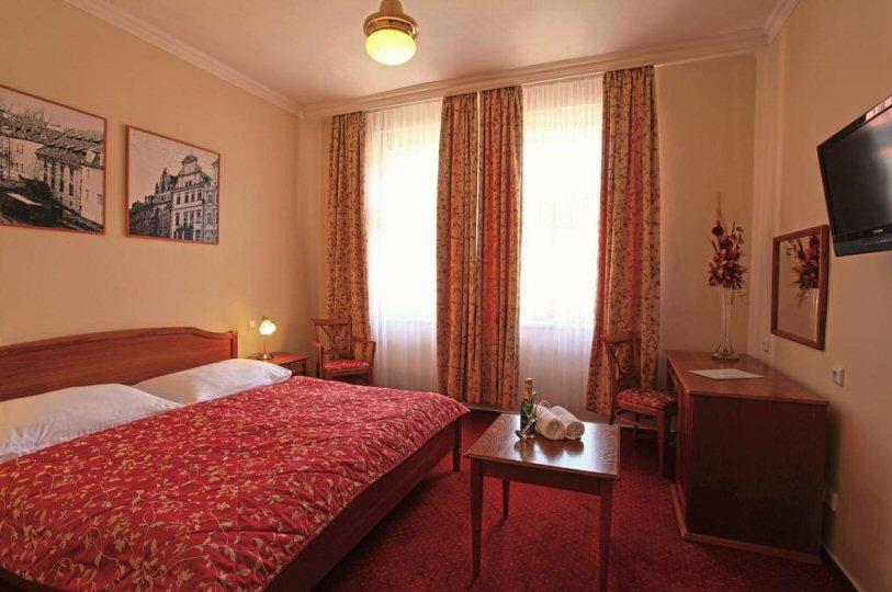 Hotelu Anna Praha 3