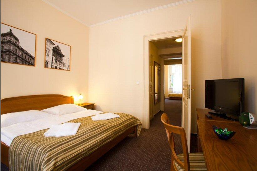 Hotelu Anna Praha 6