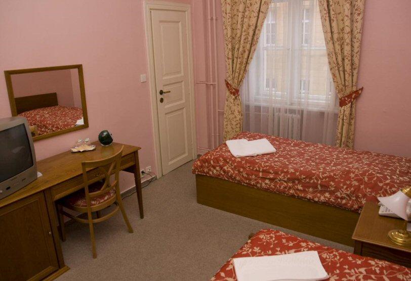 Hotelu Anna Praha 8
