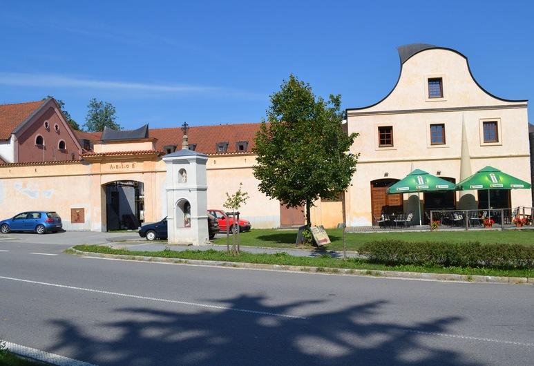 Hotelu Antoň Telč 1