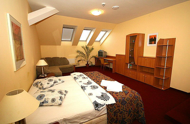 Hotelu A Plus Praha 4