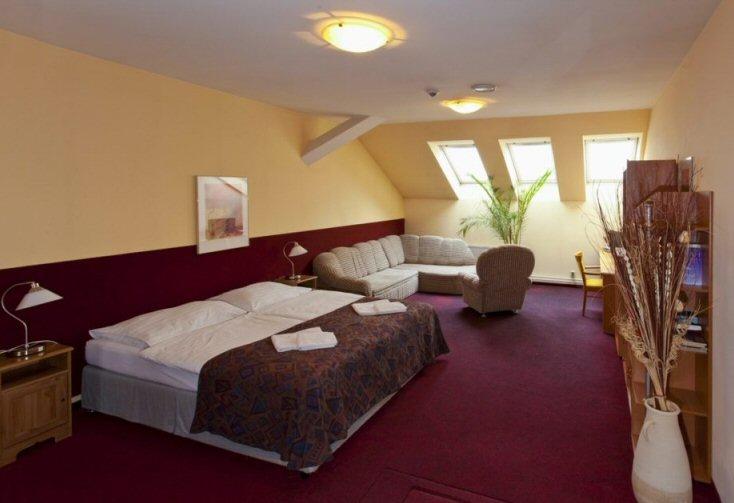 Hotelu A Plus Praha 3