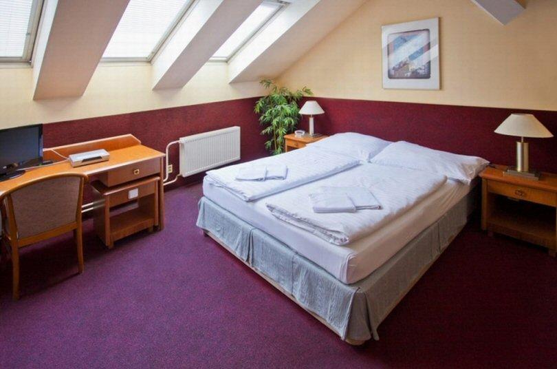 Hotelu A Plus Praha 6