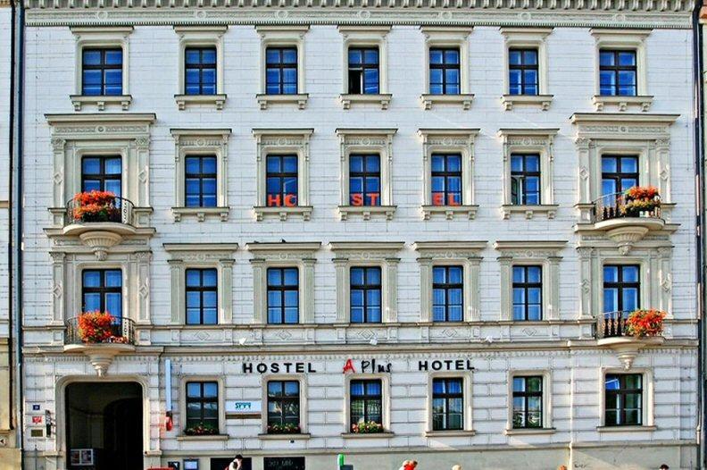 Hostelu A Plus Praha 11