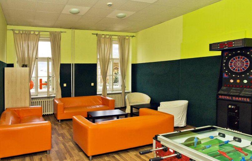 Hostelu A Plus Praha 12