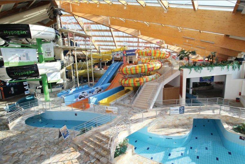 Hotel Aquapalace fotografie 12